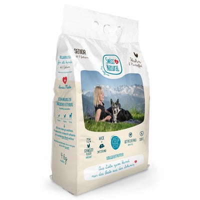 Swiss Natural Soft SENIOR Huhn & Kartoffel - 4yourdog