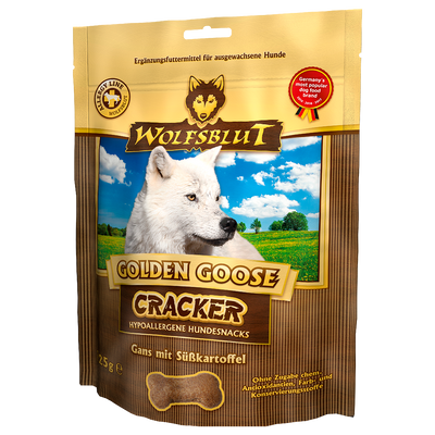 Wolfsblut Cracker Golden Goose - 4yourdog