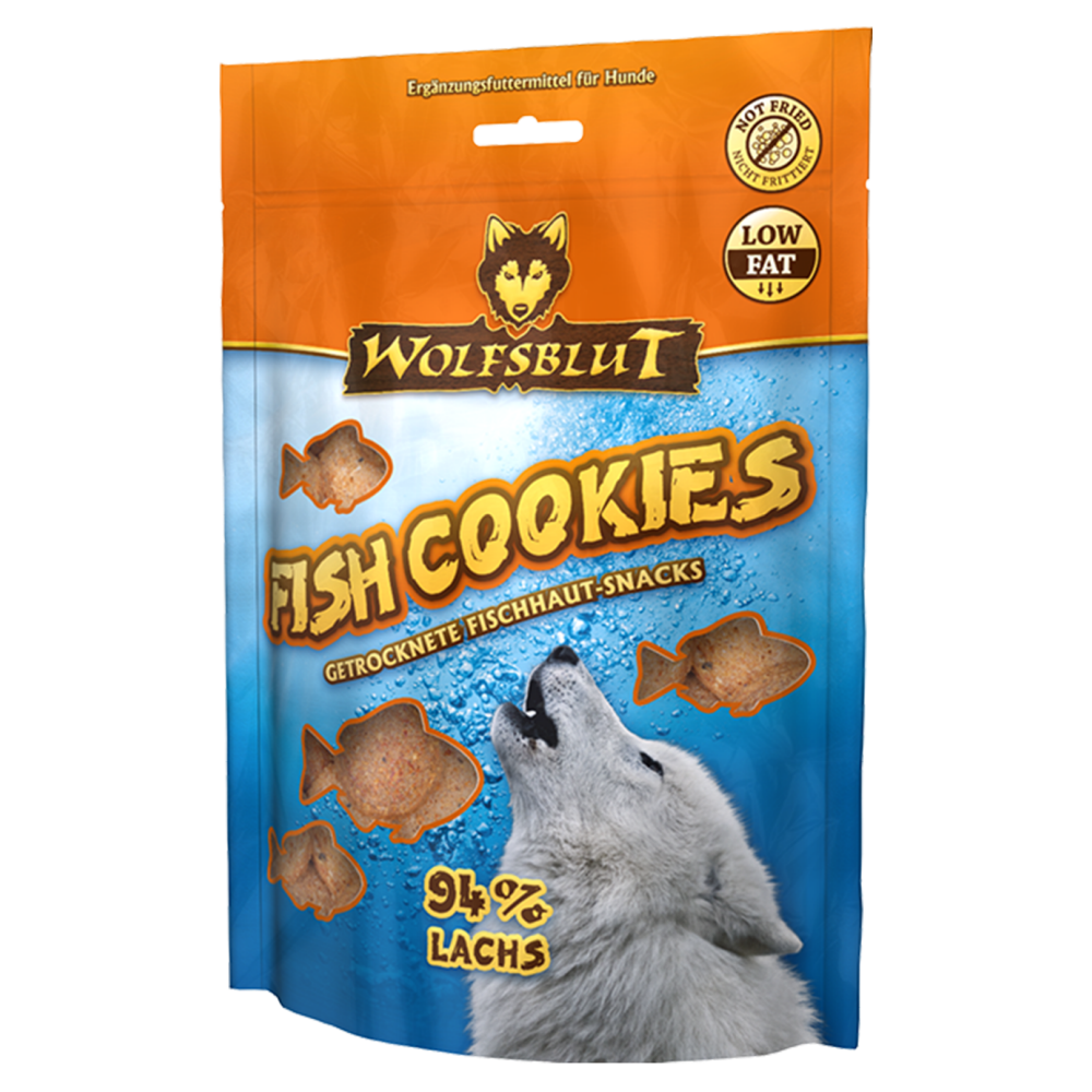 Wolfsblut Lachs Cookies - 4yourdog