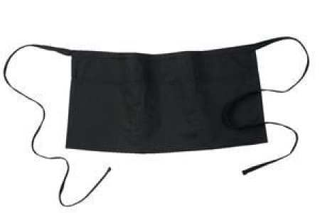 Waist Apron - Black No Logo