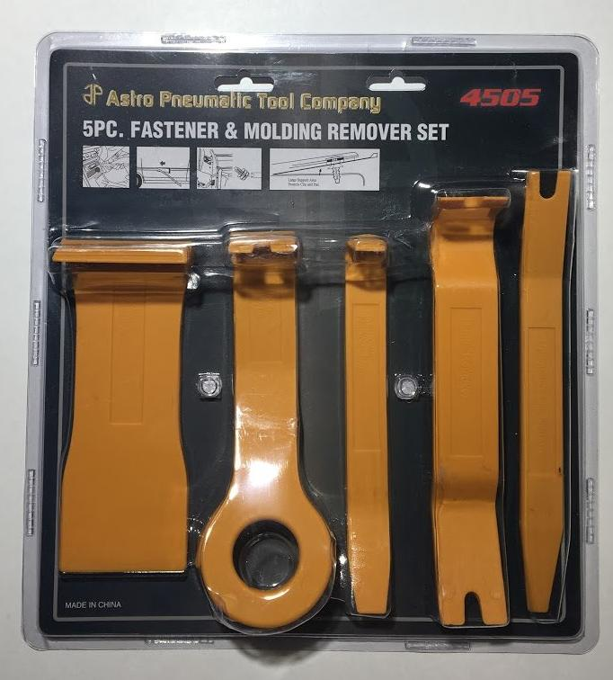 5 Piece Moulding/Trim Removal Tools