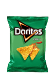 CHIPS DORITOS CHILLI 44 g - Unacaramella