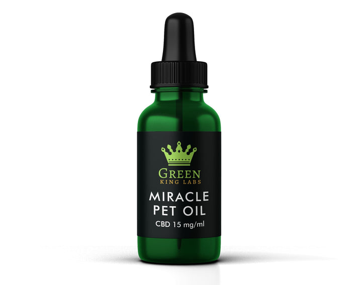 CBD Miracle Pet Oil