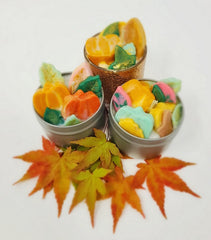 Fall Candle Class Example