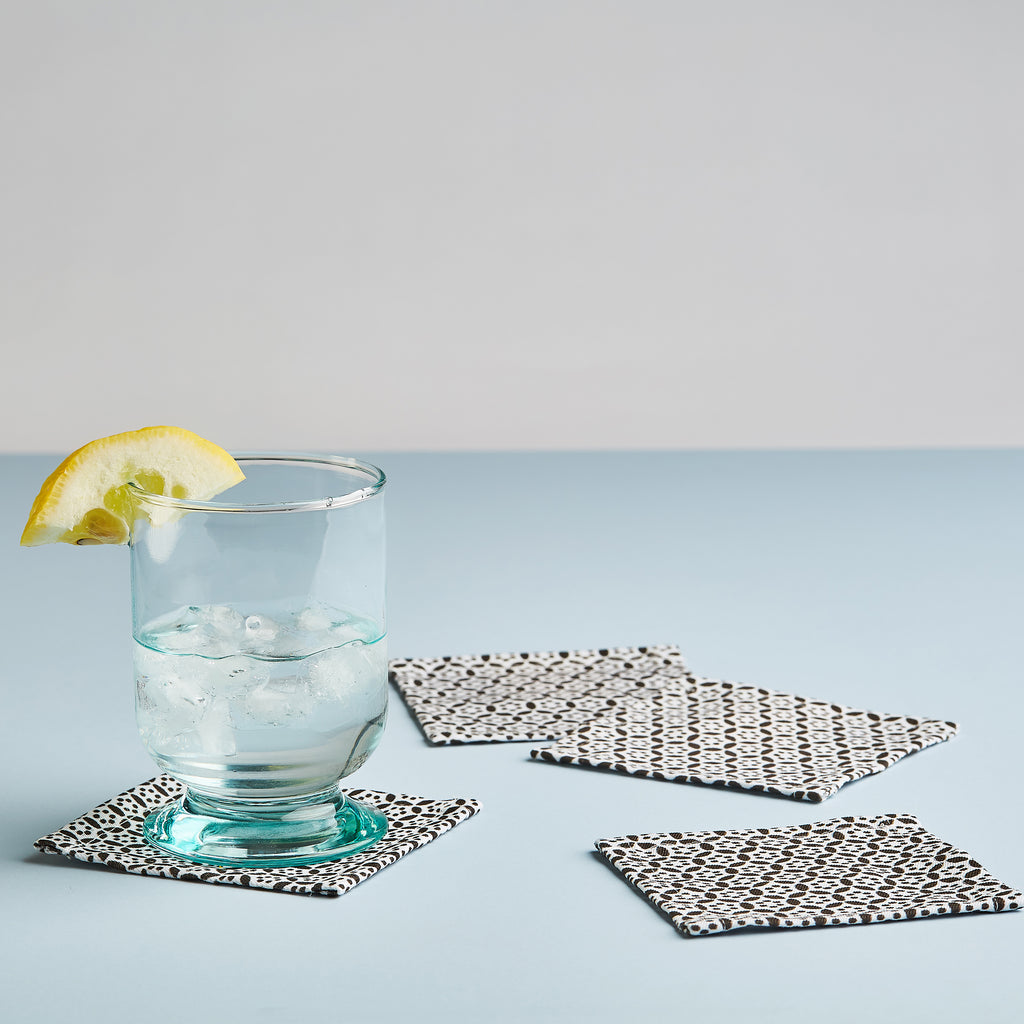 CIRCLE ROUND COCKTAIL NAPKINS