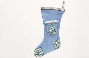 Green Peaks Stocking