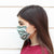 KIDS FACE MASKS, ORGANIC COTTON (SET OF TWO)