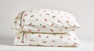 FLORAL SPRIGS PILLOWCASE