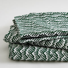 GREEN PEAKS SHEET SET