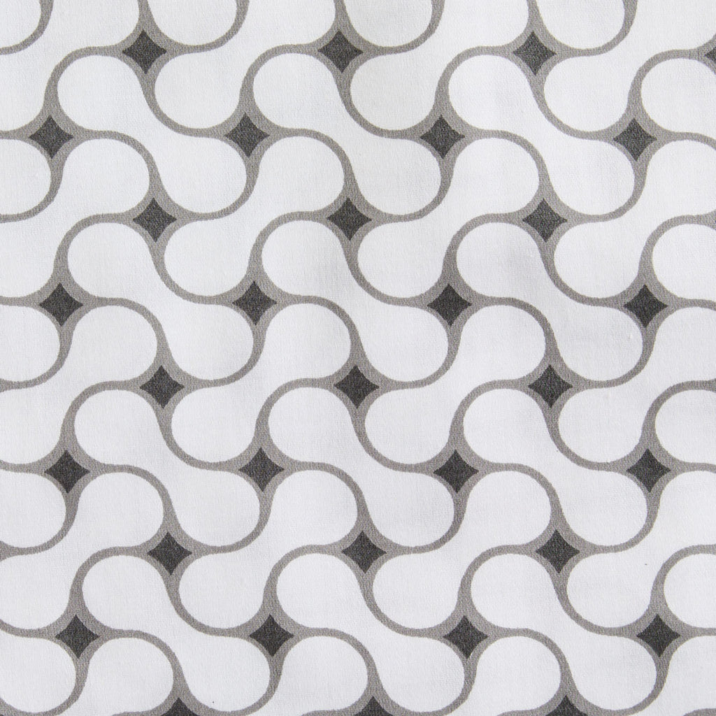 Gray Lattice Swatch