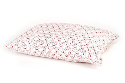 Red Dots Pillow Case Set