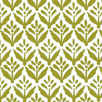 Olive Plants Swatch