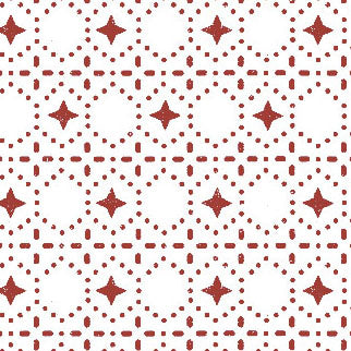 Red Dots Swatch