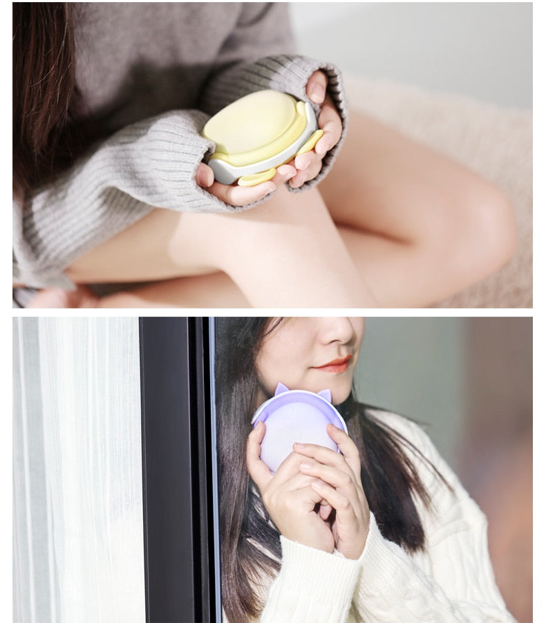 Lovely Hand Warmers With Power Bank