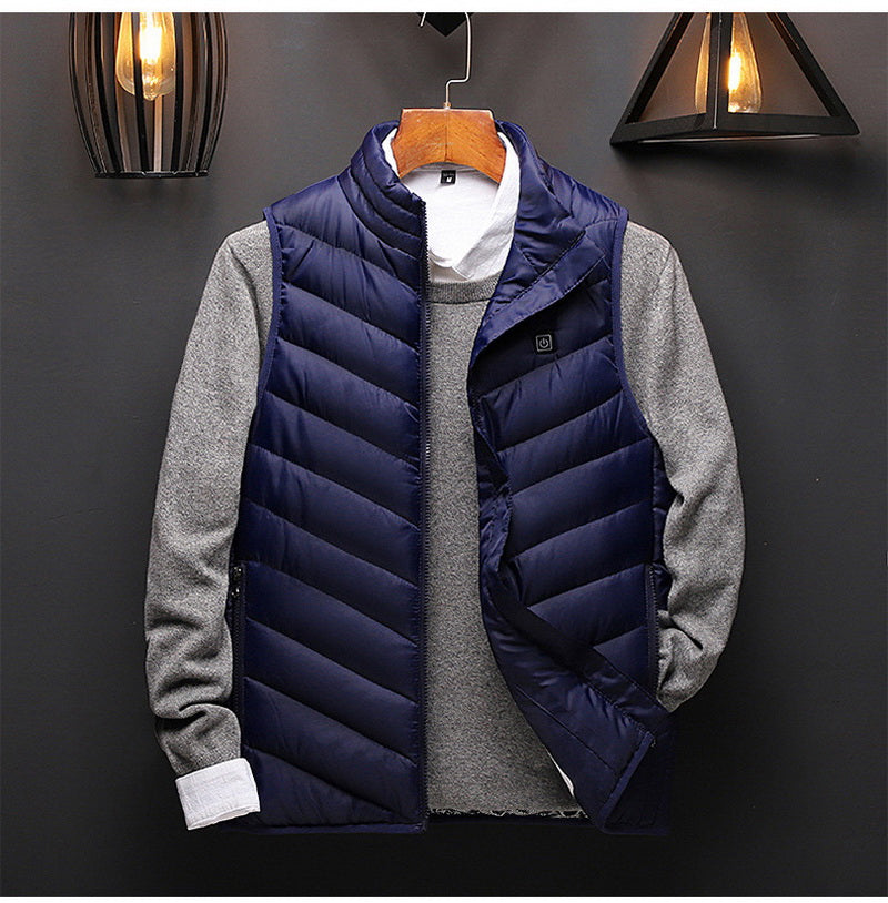 USB Heated Jacket Vest