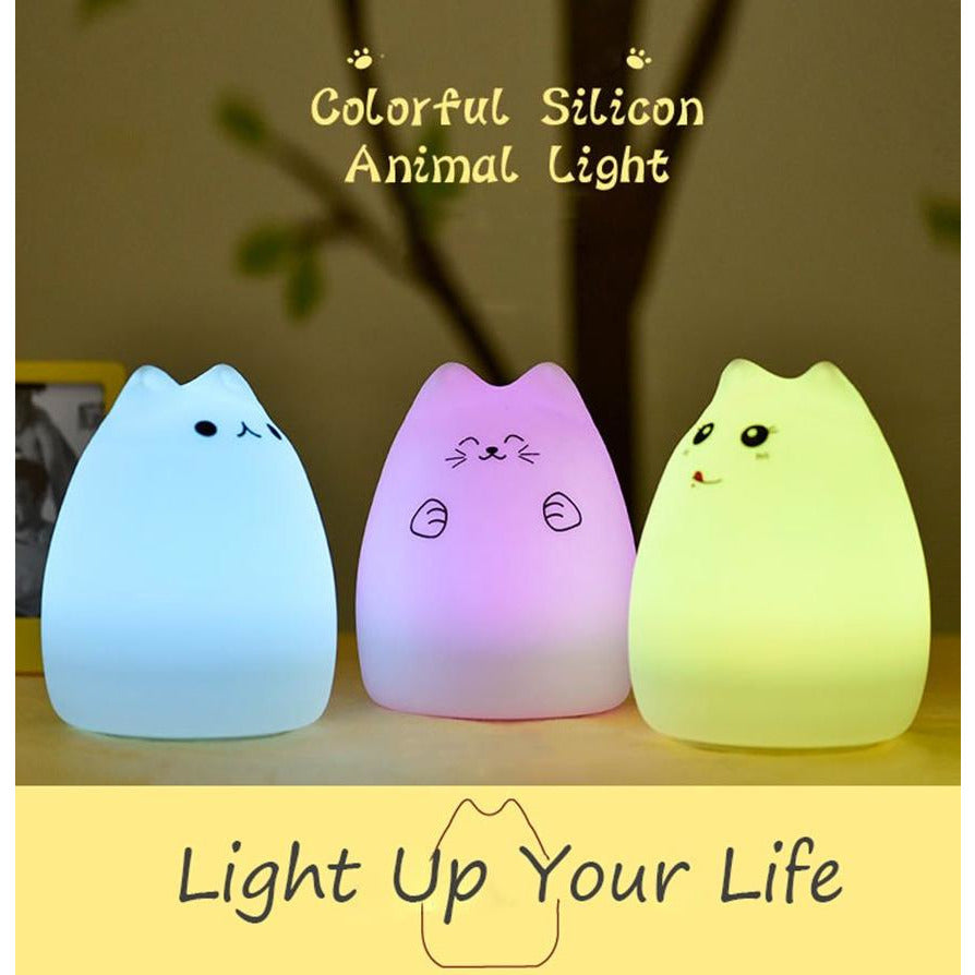 zeevera - Squishy Cute Lamps
