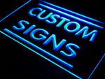 Custom LED Neon Signs with Remote Control