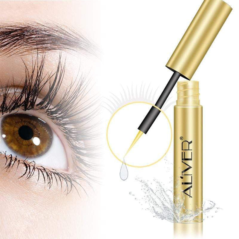 zeevera - Natural Eyelash Enhancer Serum