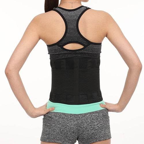 Adjustable Waist Support Belt
