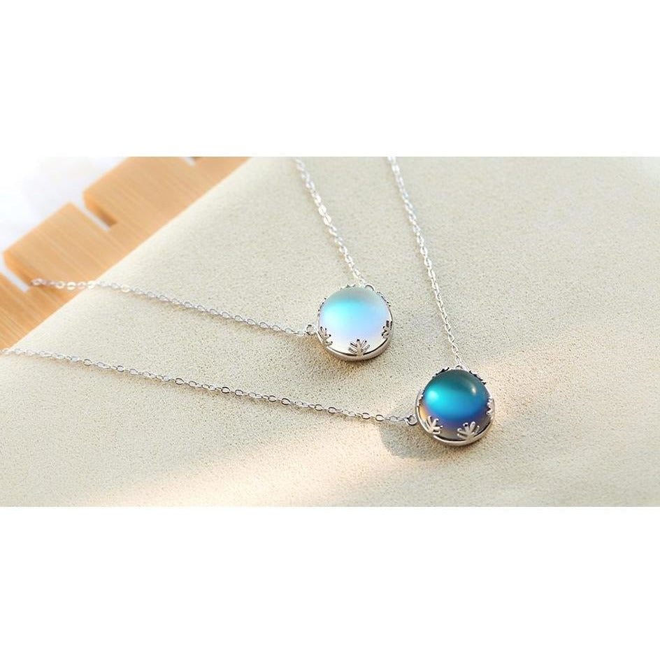 zeevera - Aurora Borealis Necklace