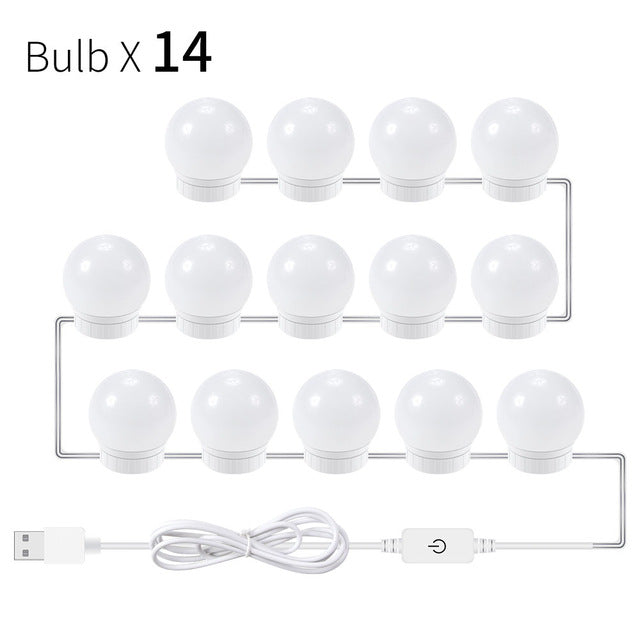 12V Dimmable LED Light Bulb Vanity Lights