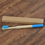 zeevera - Eco Friendly Bamboo Toothbrush