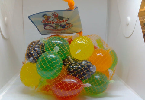 BIG BAG OF JELLY FRUITS 25PIECES