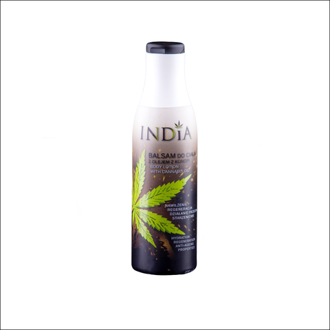 INDIA COSMETICS balsam do ciała 400ml