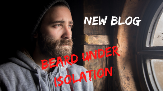 Beard Under Isolation