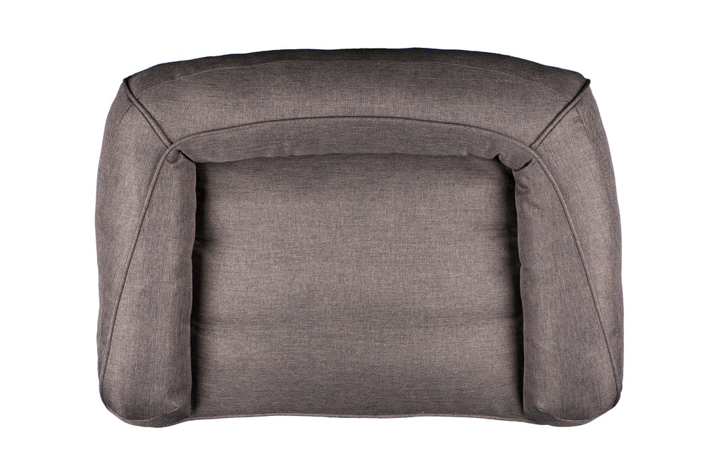 Faux Linen Sofa Bed