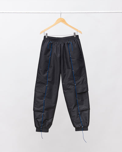JAN by Jan Černý Black Tracksuit Pants