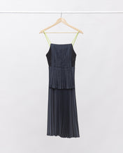 Load image into Gallery viewer, LAFORMELA Double Layer Pleated Dress