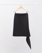 Load image into Gallery viewer, ODIVI Black Skirt