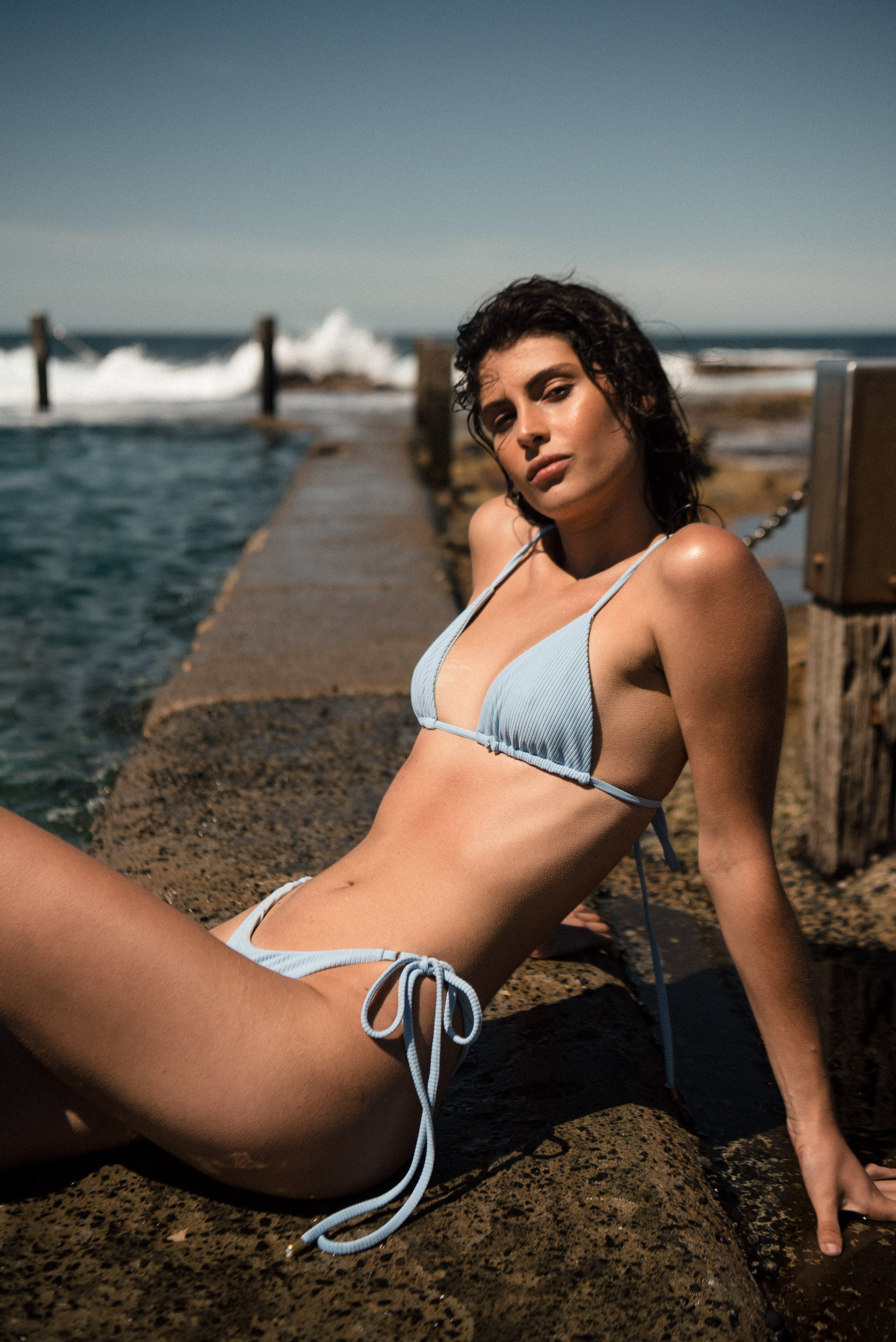 THE RIGHT BIKINI in Ble