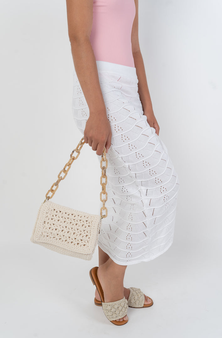 LULU CROCHET BAG
