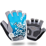 Half Finger Padded Sports Gloves