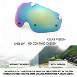 Bicycle Goggles for helmet