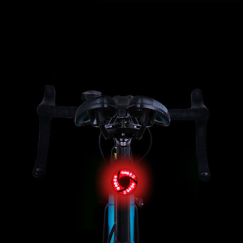 USB Vortex Bicycle Taillight Rear LEDs