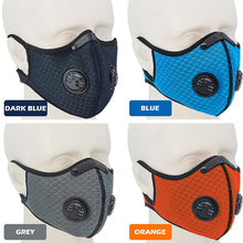 Load image into Gallery viewer, KN95 Face Mask PM2.5 Respirator
