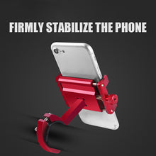 Load image into Gallery viewer, Alloy Phone Mount Holder For Bicycle