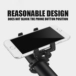 Alloy Phone Mount Holder For Bicycle
