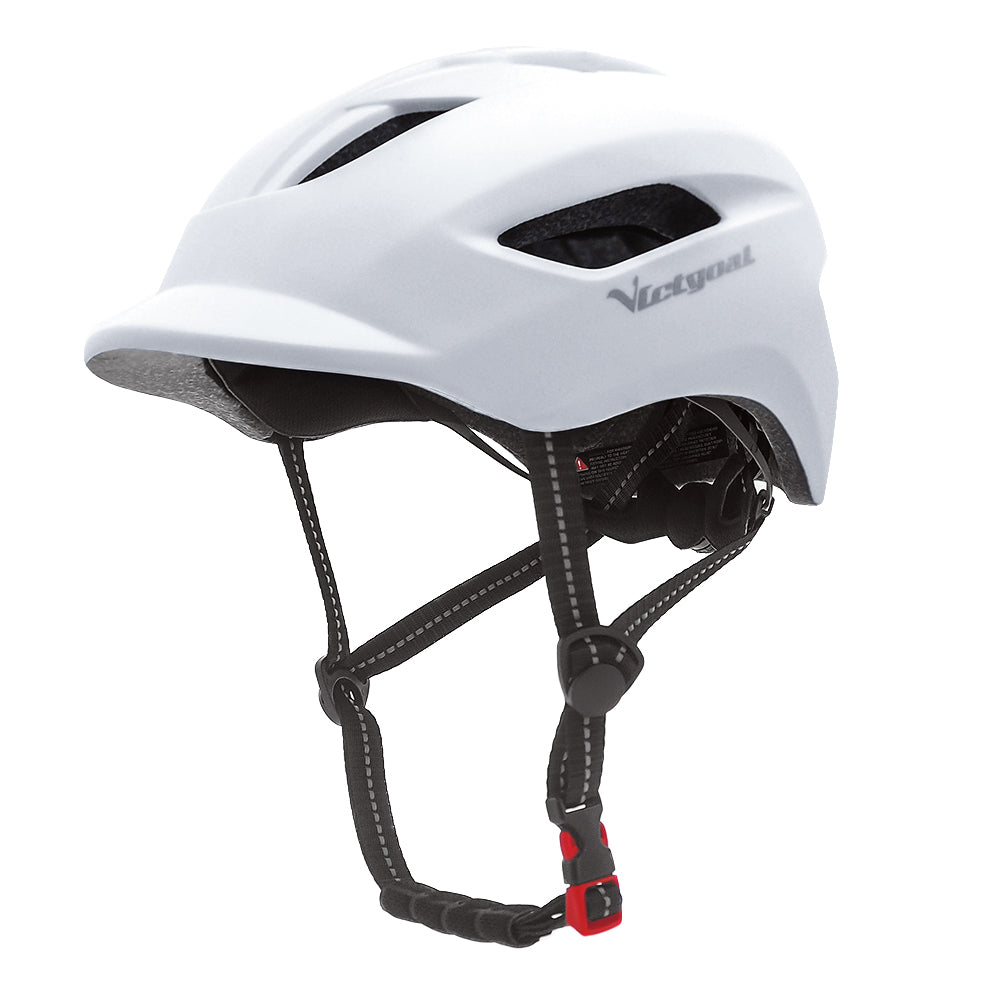 Urban Commuter Cycling Helmet w/ LED Rear Light