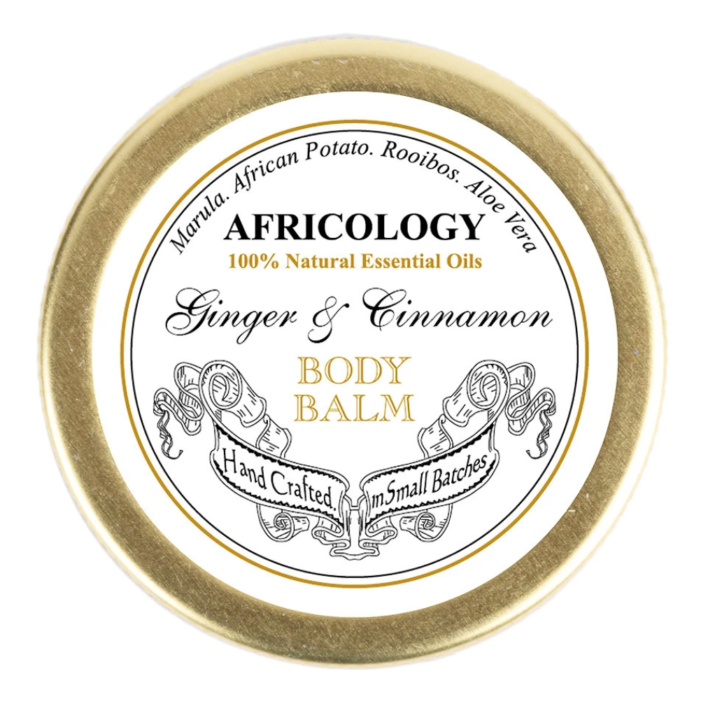 Ginger and Cinammon Balm