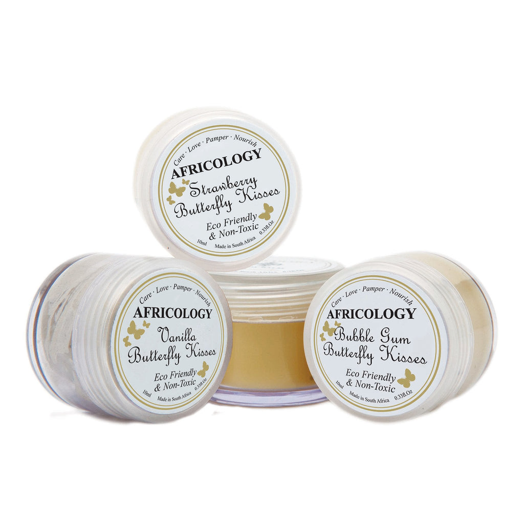 Flavoured Lip Balms - Africology