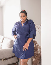 Load image into Gallery viewer, Satin Robe