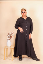 Load image into Gallery viewer, Maxi Shirtdress
