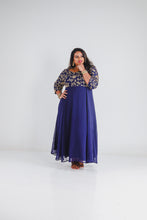 Load image into Gallery viewer, Net Anarkali Dress