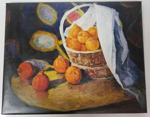 "Limited edition print "" Oranges"""