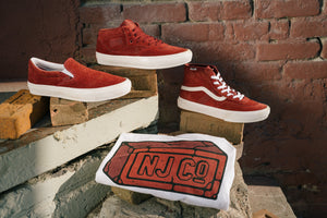 NJ X Vans Brick Collection