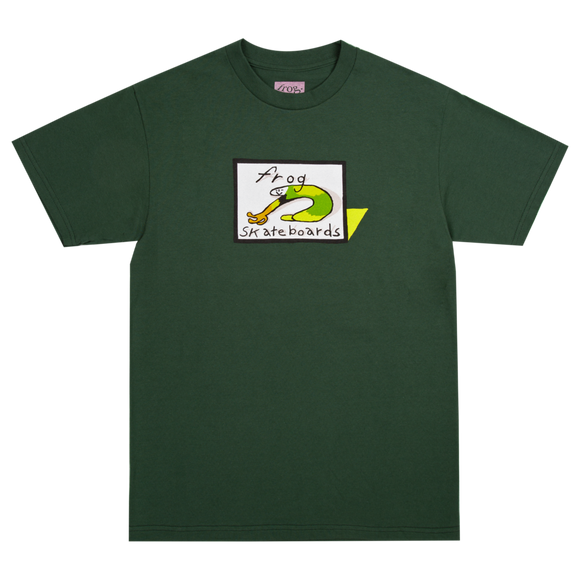 Frog Skateboards - Classic Logo Tee